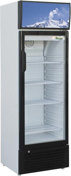Display Kühlschrank mit Glastür 251Liter