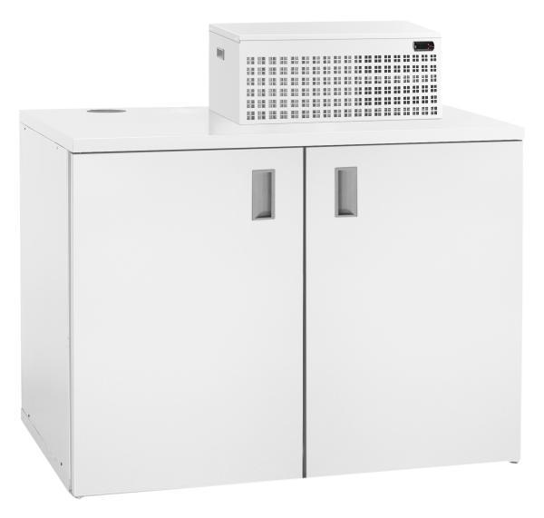Günstiger Fasskühler für 2x 50Liter Fässer