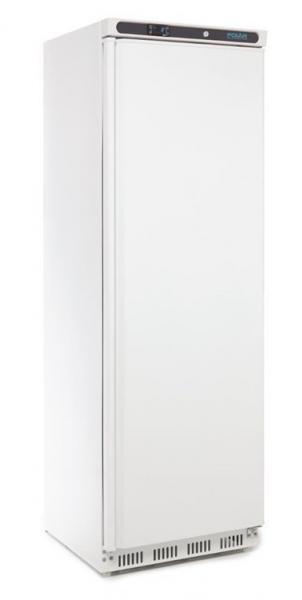 Gewerblicher Kühlschrank aus Stahlblech weiß 400 Liter