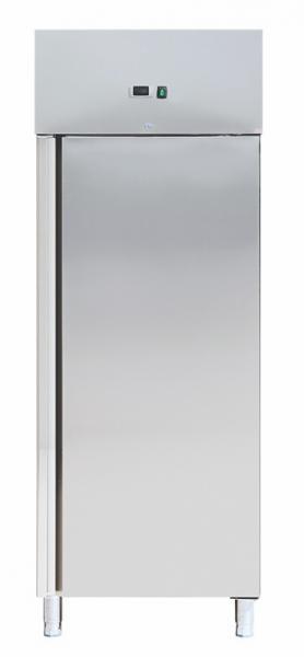 Günstiger Gastronomie Edelstahl Kühlschrank 650 Liter