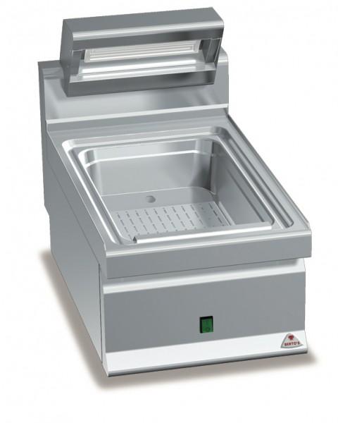 Bertos Gastronomie Elektro-Warmhalter für PommesGN1/1 Tischgerät 1kW