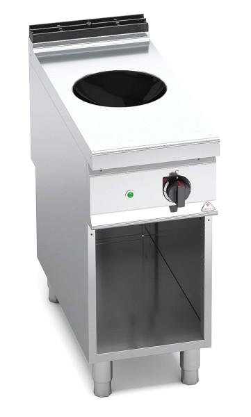 Bertos Gastro Induktions-WOK als Standgerät Leistung 5kW