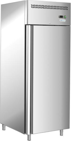 Günstiger Gastronomie Edelstahl Tiefkühlschrank 650 Liter