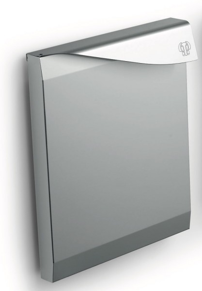 Edelstahl Türe für Geräte Bertos Serie 700er und 900er Breite 400mm