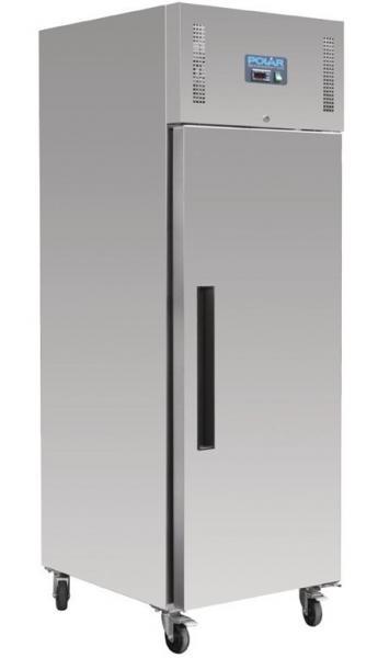 Gewerblicher Patisserie Kühlschrank aus Edelstahl 850 Liter