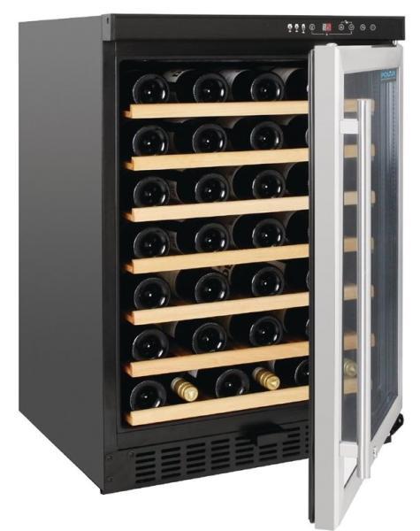 Günstige Weinkühlschrank für 54 Flaschen