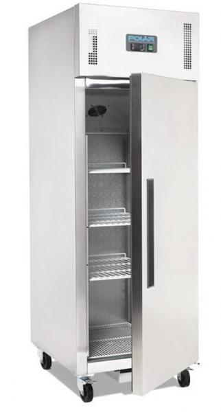 Gewerblicher Kühlschrank aus Edelstahl 600 Liter