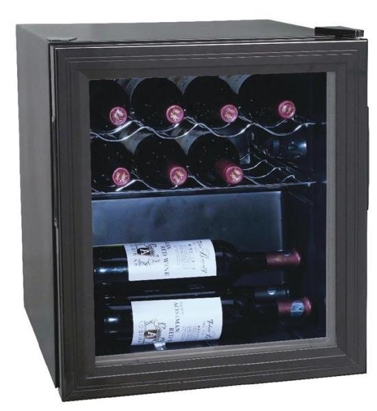 Weinkühlschrank für 11 Flaschen