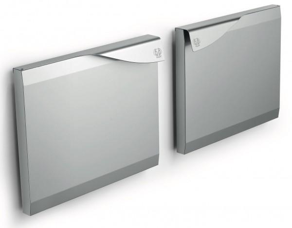 Edelstahl Türe für Geräte Bertos Serie 700er und 900er Breite 2x 600mm