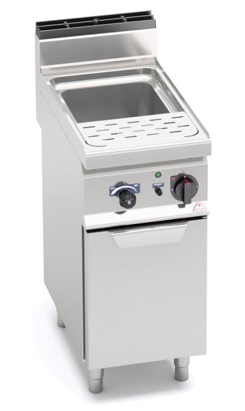 Bertos Gastronomie Elektro-Nudelkocher mit eine 25 Liter Wanne als Standgerät 8kW
