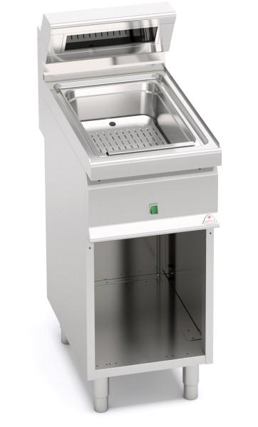 Bertos Gastronomie Elektro-Warmhalter für PommesGN1/1 Standgerät 1kW