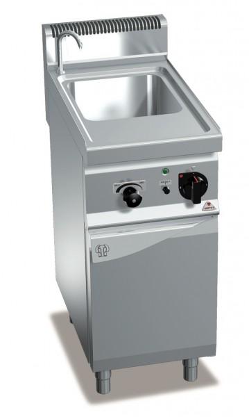 Bertos Gastronomie Elektro-Nudelkocher mit eine 30 Liter Wanne als Standgerät 8kW