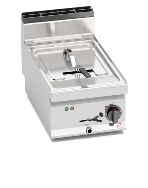 Bertos Elektro-Fritteuse mit einer 10 Liter Wanne mit 9kW als Tischgerät