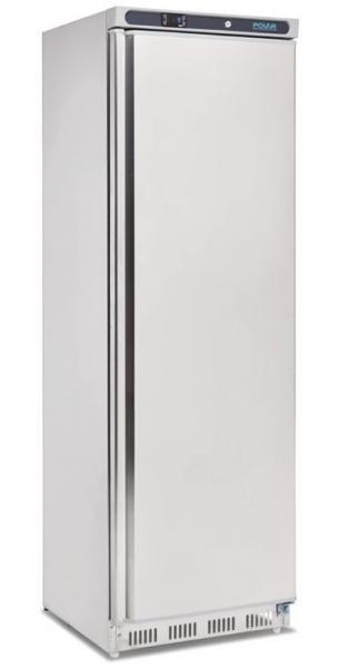 Gewerblicher Gefrierschrank aus Edelstahl 365 Liter
