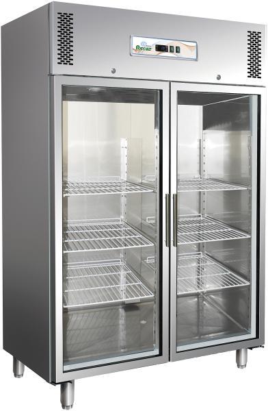 Gastronomie Professional Kühlschrank 1400 Liter mit Glastür