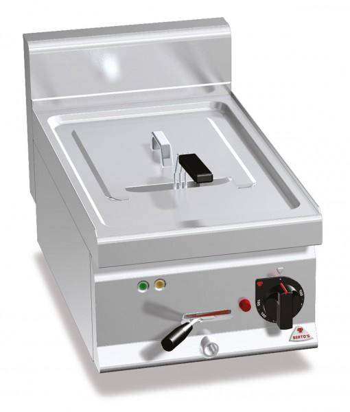 Elektro Fritteuse Tischgerät 10 Liter Wanne