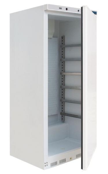 Gewerblicher Patisserie Kühlschrank weiß 552 Liter offen