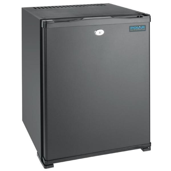 Gewerblicher Minibar schwarz 30 Liter
