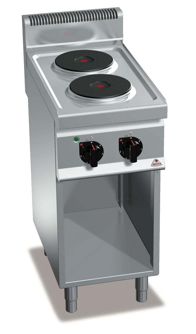 gastro e herd 2 platten standger t 5 2kw elektroherd. Black Bedroom Furniture Sets. Home Design Ideas